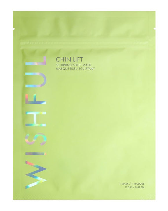WISHFUL - Chin Lift Sculpting Sheet Mask