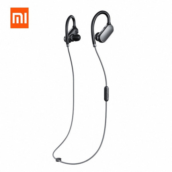 Xiaomi Mi Sports Bluetooth Headset Xiaomi Wireless Bluetooth 4.1 Music Sport Earphone Earbud IPX4 Waterproof headpones headpone