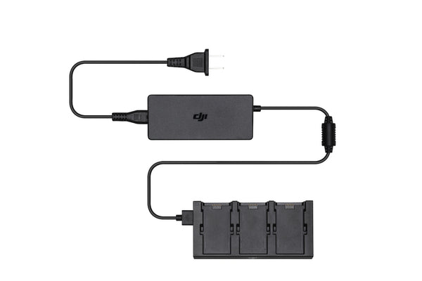 IN Stock DJI Spark Battery Charging Hub charger three batteries