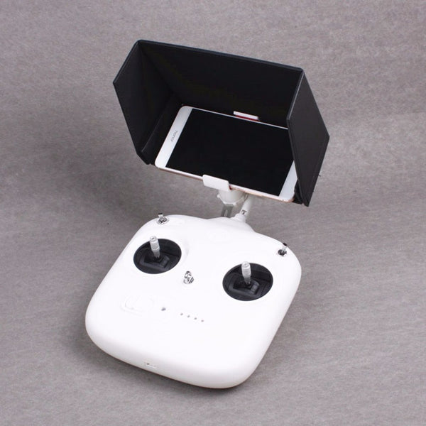 "5.5"" DJI Phantom 4/Phantom 3 Remote Contorller Monitor Hood for 5.5 inch screen,Inspire 1 Remote Control Sunshade Hood"