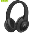 QCY J1 Bluetooth 3D stereo headphones wireless headset 3.5 mm AUX TF card headphone over the Ear with MIC 40 hours play time