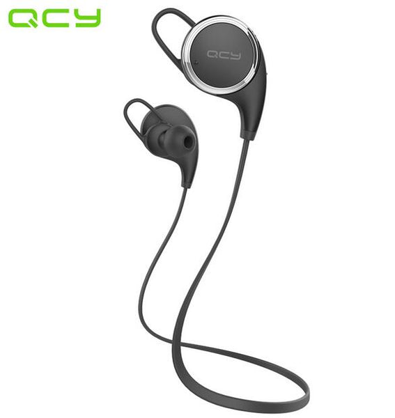 QCY QY8 wireless sports headphones Bluetooth 4.1 in-ear headset gamer sweatproof earphones running noise cancelling earbuds