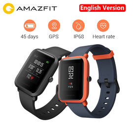 English Version Xiaomi Huami Amazfit Bip Pace Youth Smart Watch Mi Fit 1.28