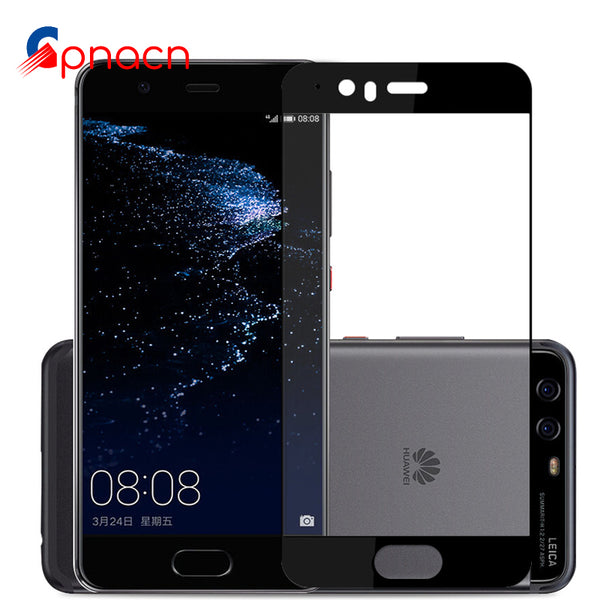 9H Full Cover Tempered Glass For Huawei P10 P10 lite P10 Plus Screen Protector for Huawei P9 Lite Honor 9 Tempered Glass