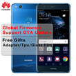"Original Huawei P10 Lite Smartphone Android 7.0 Dual Side Glass Body 4GB 64GB Octa Core 5.2"" 1920*1080P OTA 12MP Mobile Phone"