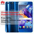Global Firmware Huawei Honor 9 3D Curved Glass OTA Update LTE Smartphone Octa Core 2.3GHz 5.1 Inch 1920*1080 Quick Charger NFC