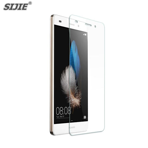 9H Tempered Glass for Huawei p9lite P8 P8lite P10lite 2017 Y6 2 compact Honor 7X 9lite 6A 6X 5C 8 7 lite Screen Protective
