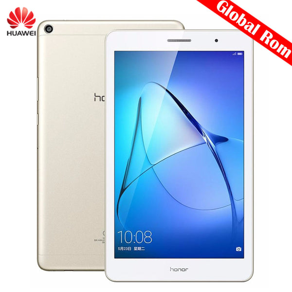 Original Huawei MediaPad T3 KOB-L09 8 inch 4G LTE Phone Call Tablet 3GB 32GB EMUI 5.1 Qualcomm SnapDragon 425 Quad Core 4x1.4GHz