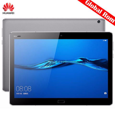 Original 10.1 inch Huawei MediaPad M3 Lite 10 BAH-W09 Global Tablet PC SnapDragon 435 Octa Core 4GB 64GB 3GB 32GB EMUI 5.1 GPS