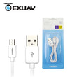 EXUAV Pisen Micro USB Data Transmit /Charging Cable 800mm