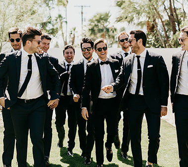 The Do's and Don'ts of Being a Groomsman