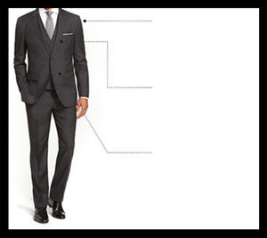Are You Wearing The Right Size? A Breakdown Of Tuxedo & Suit Sizing With BlackTie