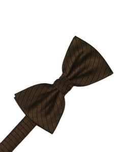 Chocolate Palermo Bow Tie