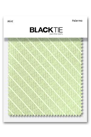 Mint Palermo Fabric Swatch