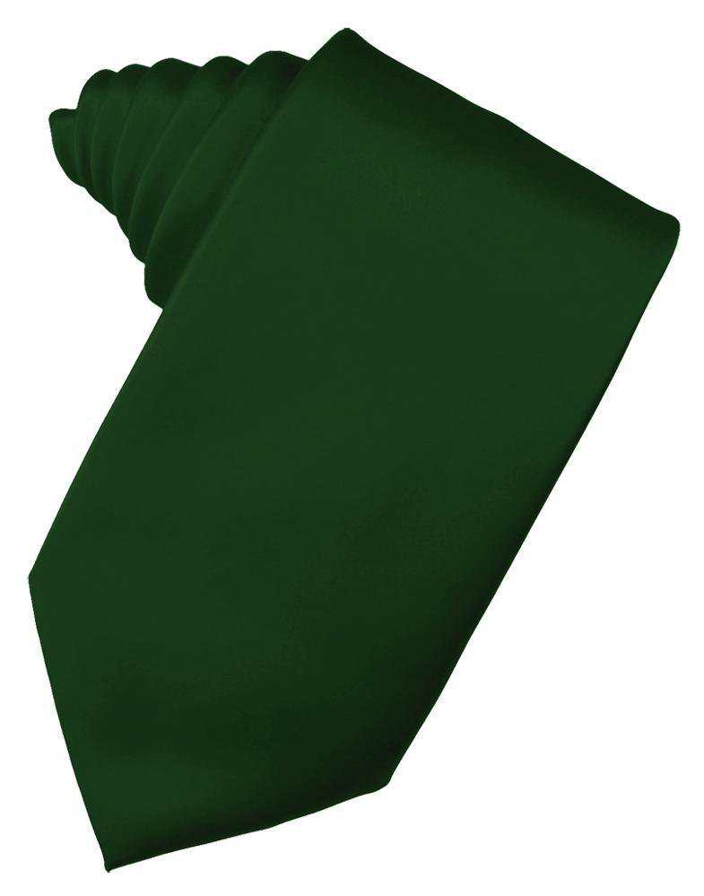 Hunter Luxury Satin Necktie