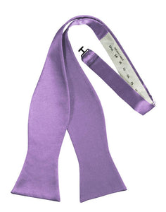 Wisteria Luxury Satin Bow Tie