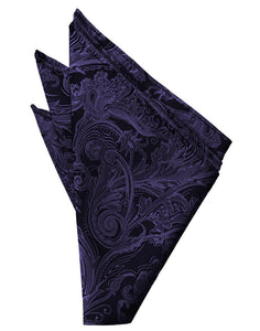 Amethyst Tapestry Pocket Square