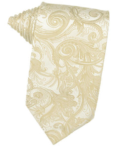 Golden Tapestry Necktie