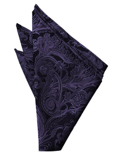 Lapis Tapestry Pocket Square