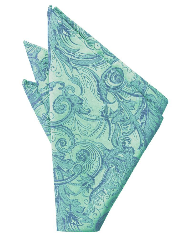 Mermaid Tapestry Pocket Square