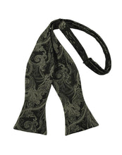 Sage Tapestry Bow Tie