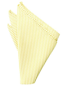 Buttercup Venetian Pocket Square