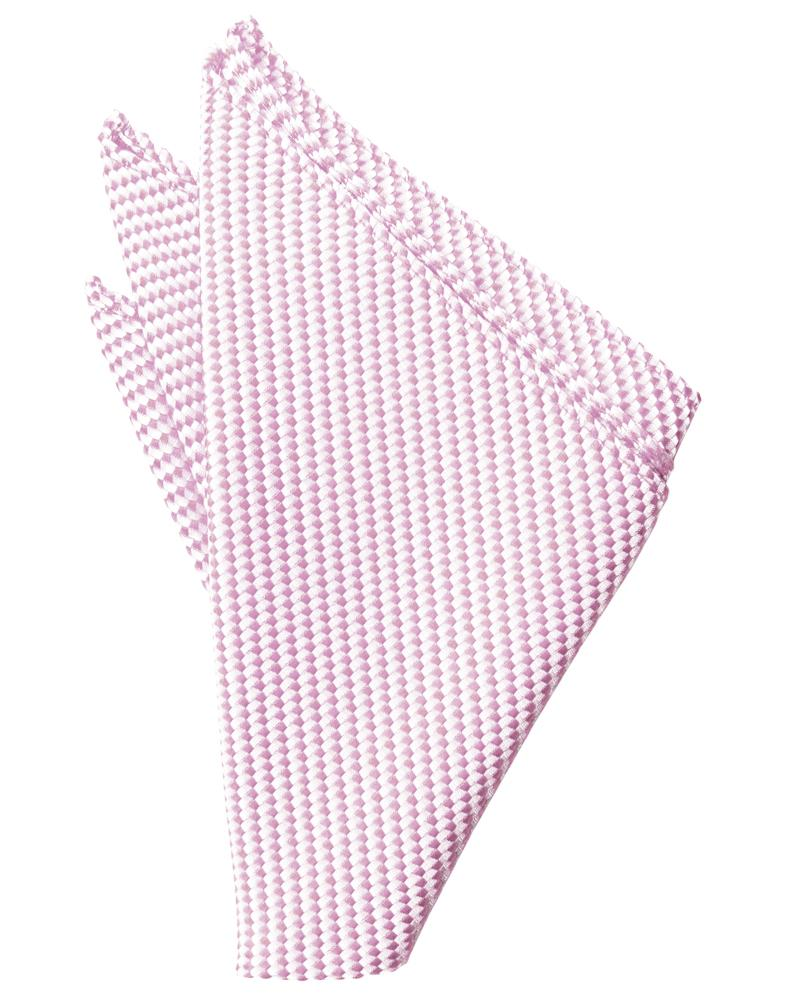 Pink Venetian Pocket Square