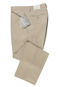 """Bradley"" Tan Luxury Wool Blend Suit Pants"