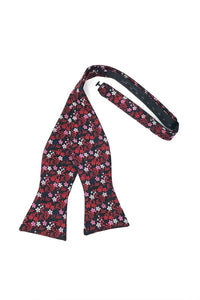 Red Enchantment Bow Tie