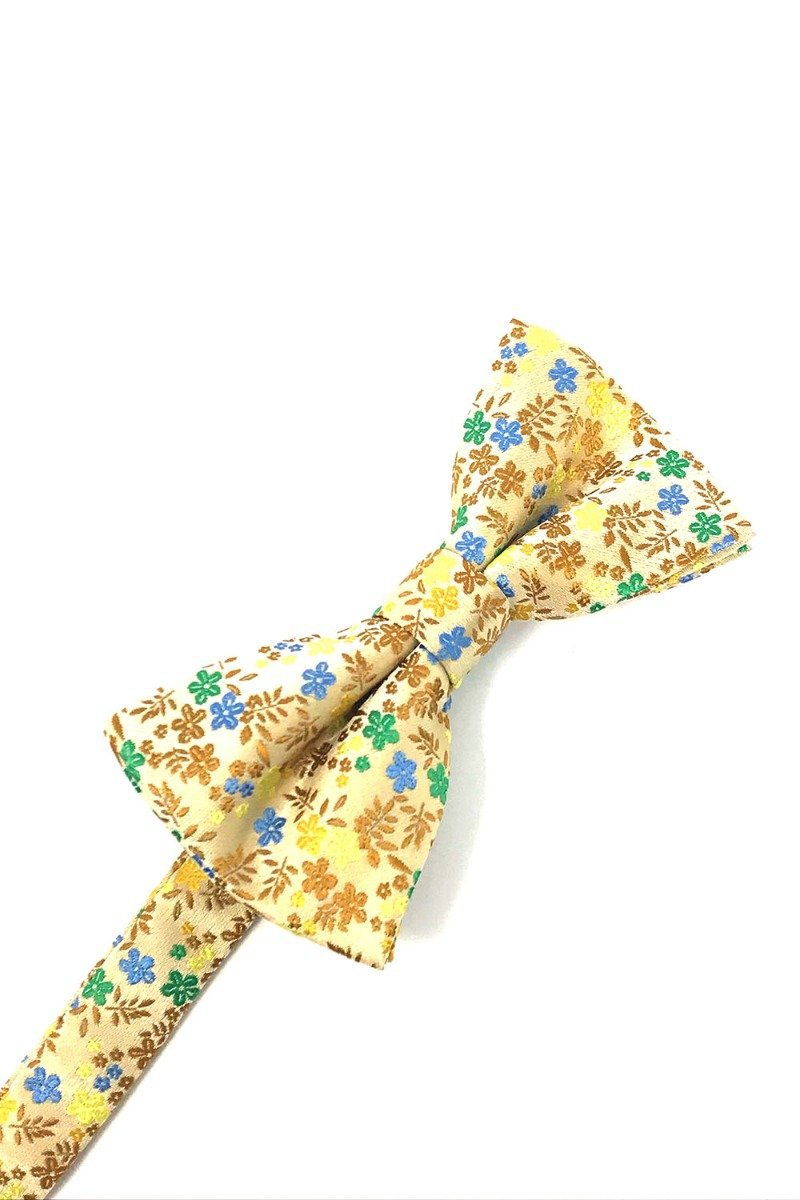 Gold Enchantment Bow Tie