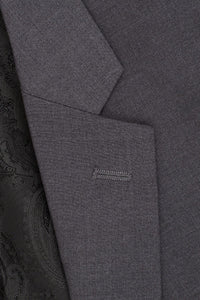 """Madison"" Steel Grey Suit Jacket"