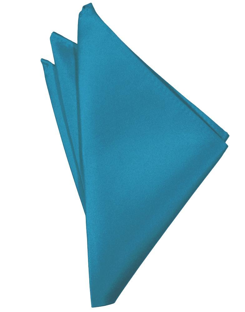 Pacific Luxury Satin Pocket Square