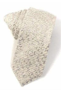Winter White Laurent Necktie