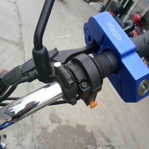 Motorcycle Handlebar Lock: STOP Motorcycle Theft Today!