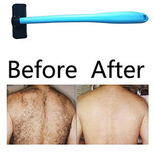 The Ultimate Back Shaver: The #1 Solution For Unwanted Back Hair!