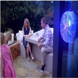 Solar Powered UV Bug Lamp Light: Kill Mosquitoes & Flies Immediately!