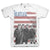 The Beatles | Star Spangled Photo T-Shirt