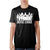 Justice League Black Soft Hand T-Shirt