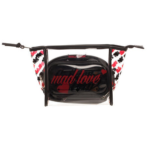 Harley Quinn Mad Love Juniors Cosmetic 3 Piece Set