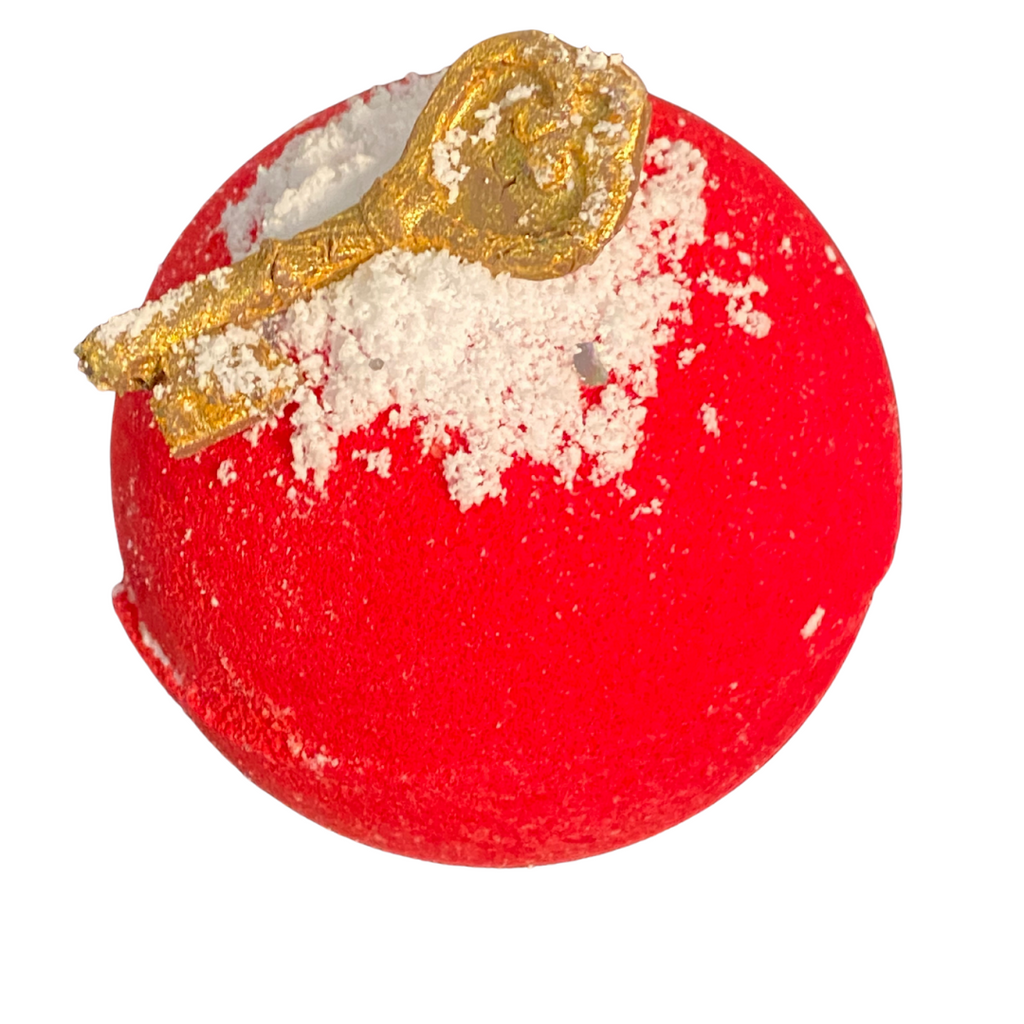 Santa's Magical Key Bath Bomb