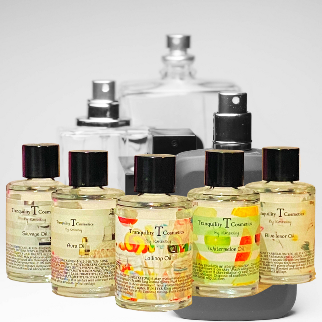 Aftershave Inspired Oils