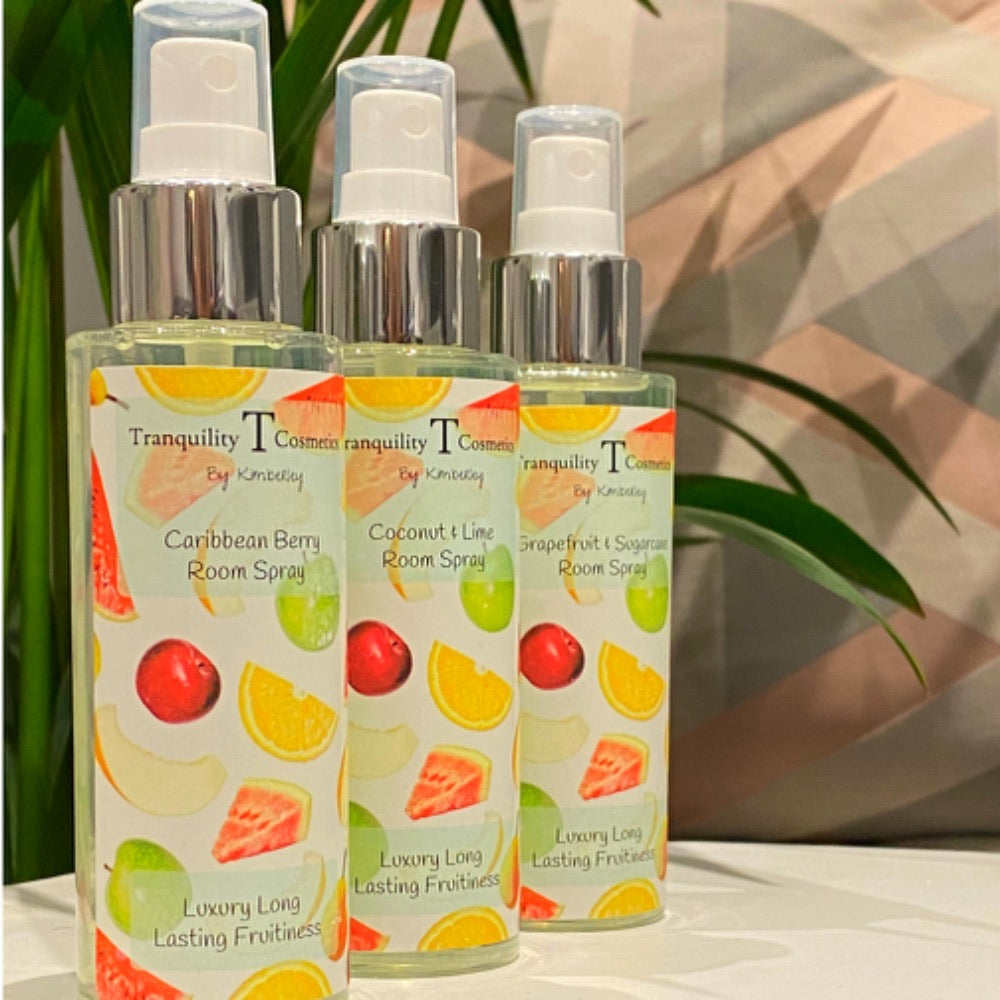 Fruity Scented Room Sprays