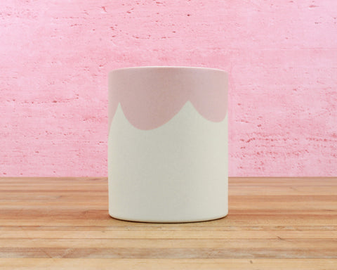 Limited Edition 12 Ounce Cup - Blush Drips