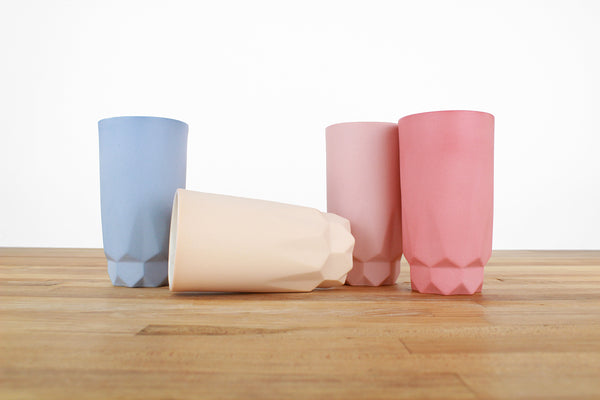 Seconds - Tall Faceted Cup