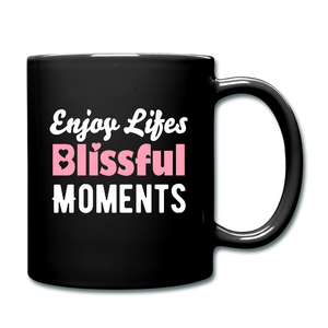 Blissful Mug - black