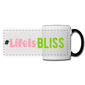 Bliss Mug - white/black