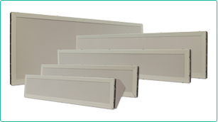 electric radiant infrared heat replacement panel element