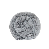 The best weighted blanket in space grey