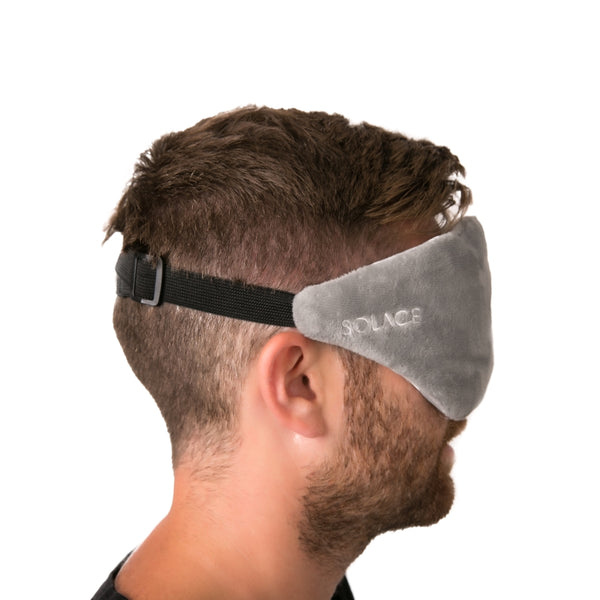 Solace Weighted Sleep Mask The Best Weighted Eye Masks
