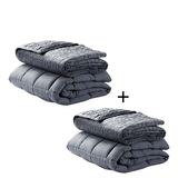 2-Pack Blanket Bundle (Duvet Covers Included)